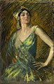 Alice Pike Barney - Ruth St. Denis - 1952.13.58 - Smithsonian American Art Museum.jpg