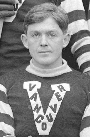 Allan Parr - Parr with the 1913–14 Vancouver Millionaires.