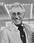 Publicity photo of Allen Ludden in 1976.