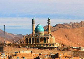 Mehdishahr - Almahdi mosque