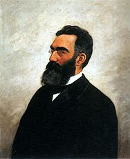 Portrait of Dr. Cesário Motta