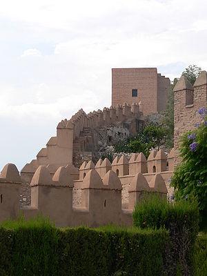 Almería - Alcazaba of Almería
