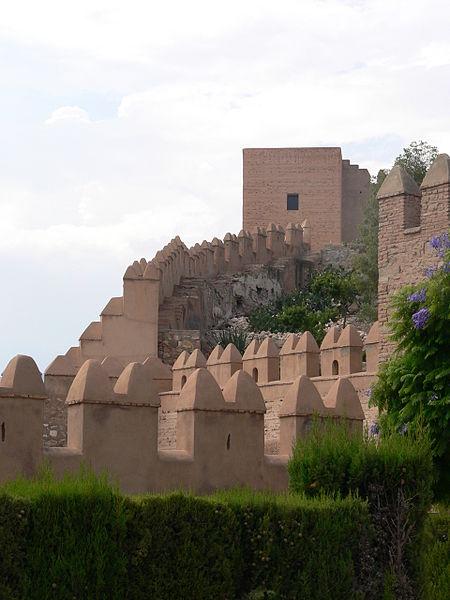 Alcazaba de Almeria. Frank C. Müller