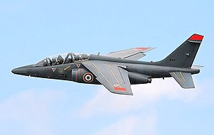 Dassault/Dornier Alpha Jet - An Alpha Jet of the French Air Force