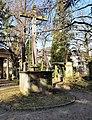 Alter Friedhof Bonn, Johanniskreuz .jpg