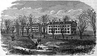 Oren Burbank Cheney - Dartmouth during the 1800s
