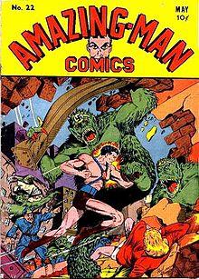 Superhero fiction - Wikipedia, the free encyclopedia - photo#49