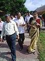 Ambika Soni Visiting Science City - Kolkata 2006-07-04 04789.JPG