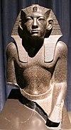 Amenemhet III, basalto, seconda metà del XIX sec. ac. 02