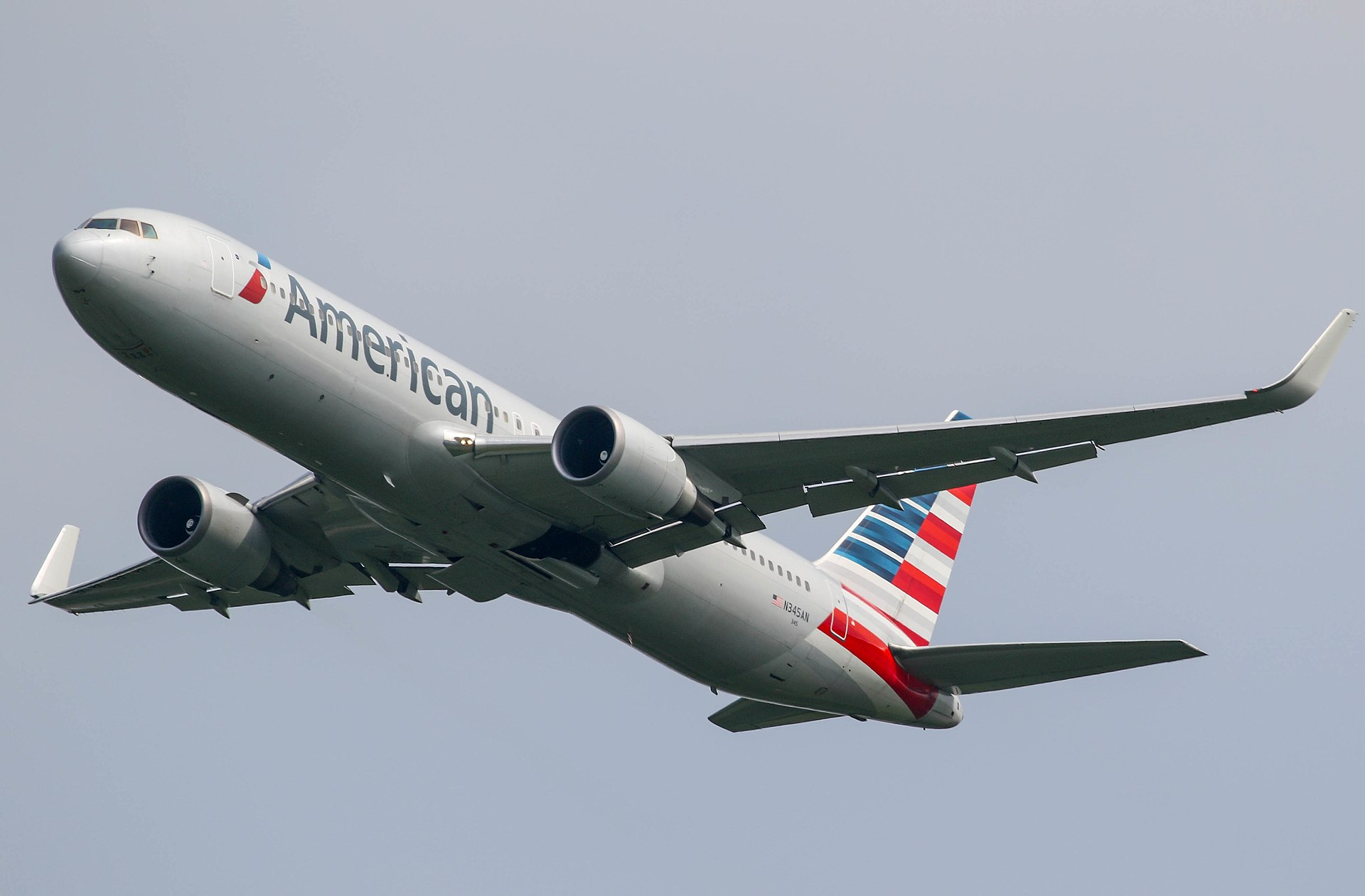 American airlines flight 383 2016 wikipedia for American airlines plane types