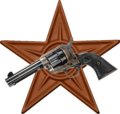 American Old West barnstar.png