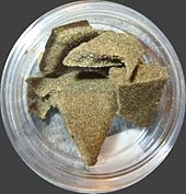 how to make hash from bong resin