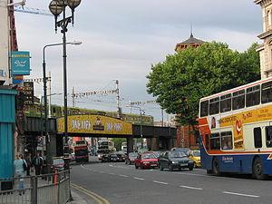 Amiens Street, Dublin - Amiens Street