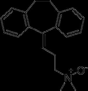 Amitriptylinoxide - Image: Amitriptylinoxide
