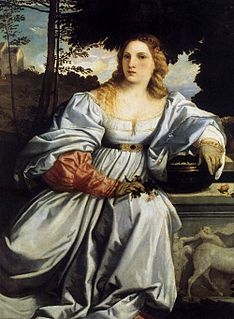 painting by Titian