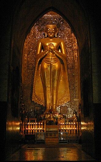 Kakusandha Buddha - Ananda Temple Buddha