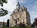 Ancien hôtel de ville d'Essonnes - 2015-07-24 - IMG 0207.jpg