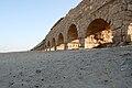 Ancient Roman aqueduct in Caesarea Maritima.jpg