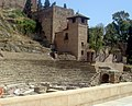 Ancient Roman theater in Málaga.jpg