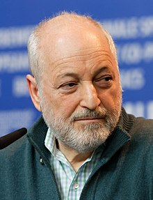 André Aciman Call Me By Your Name Press Conference Berlinale 2017 (cropped).jpg
