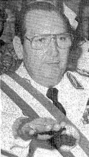 Andrés Rodríguez (politician) President of Paraguay from February 3, 1989 to August 15, 1993
