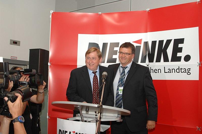 File:Andre Hahn und Klaus Tischendorf - by Die Linke Sachsen.jpg