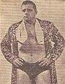 Andy Rockne - Wrestling News - 25 October 1949 p.2 (cropped).jpg