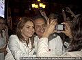 Angélica Rivera de Peña en el inicio de campaña de Enrique Peña Nieto. (7030495979).jpg