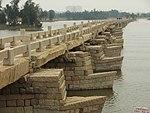 Anping Bridge - vestlig seksjon - DSCF8946.JPG