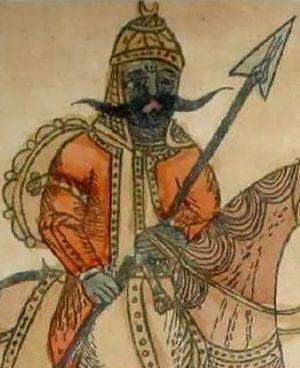 Antarah ibn Shaddad - Image: Antarah ibn Shaddad