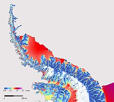 Antarctic Peninsula ice flow ESA360217.jpg