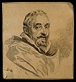 Anthony Triest. Drawing, c. 1789 after A. van Dyck. Wellcome V0009102.jpg