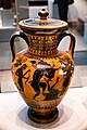 Antimenes Painter - ABV 270 50 - Herakles and the boar - olive gathering - Berlin AS F 1855 - 01.jpg