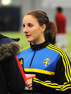 Antonia Göransson Swedish footballer