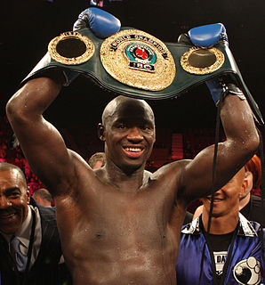 Antonio Tarver American boxer