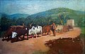 Antonio Ferrigno, carro de boi na estrada, óleo sobre tela, 1895-1905, 18,1 x 28,2 cm, Photo Gedley Belchior Braga.jpg