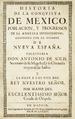 Antonio de Solís (1684) Historia de la conquista de México.png
