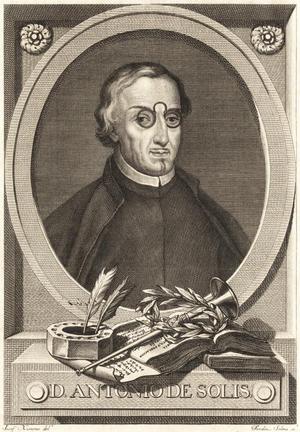 Solís, Antonio de (1610-1686)