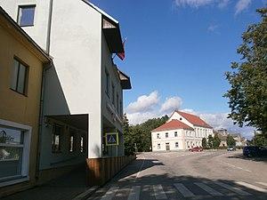 Antsla - Image: Antsla centre