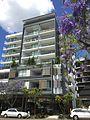 Apartments building in Station St., Nundah, Queensland, October 2016.jpg
