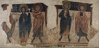 Apostles from Sant Romà de les Bons