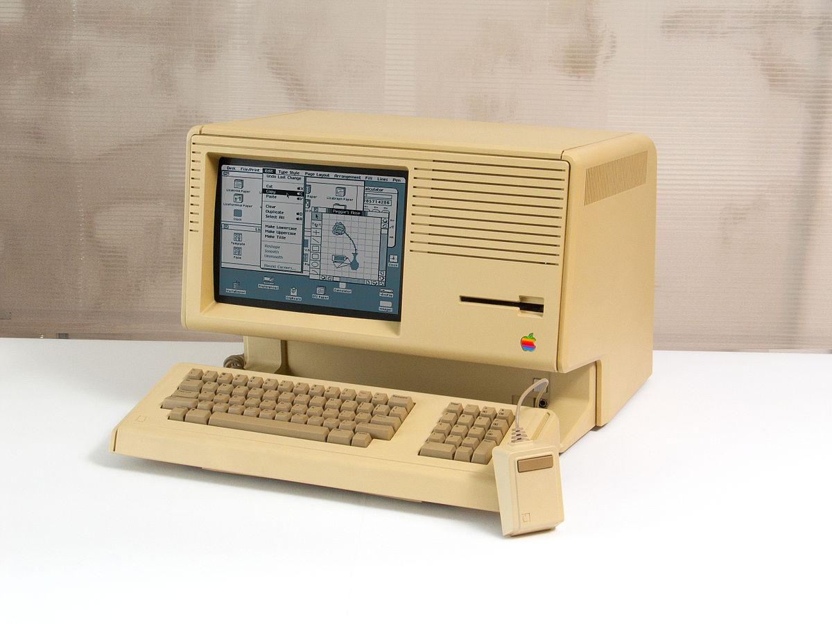 Apple Lisa - Wikipedia, la enciclopedia libre