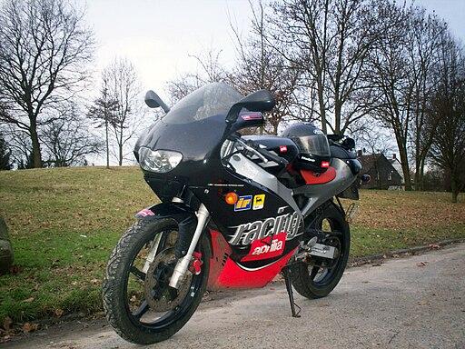 Aprilia RS 50 Tetsuya
