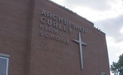Archbishop curley hs baltimore cross and sign.jpg