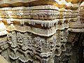 Architectural details of Jain temple - Jaisalmer Fort.jpg