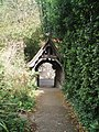 Archway from St. Peter the Apostle Church - geograph.org.uk - 1407981.jpg