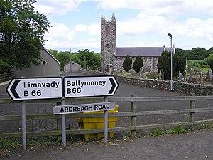Aghadowey - Aghadowey in 2008