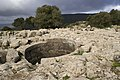 Area archeologica Santa Vittoria, Serri - Sardegna 4 gennaio 2015.jpg