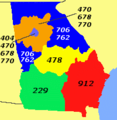 Area codes GA.png