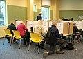 Area polls running smoothly (15092192803).jpg